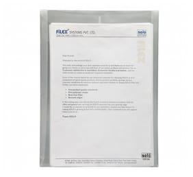Document Envelope (string) (pack Of 10) - White