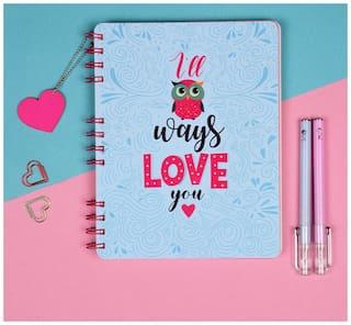 Doodle Hopeless Romantic Notebook