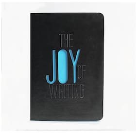 Doodle The Joy Of Writing Diary/Notebook - Blue