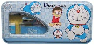 DOREMON KIKU Cartoons/Characters Metal Pencil Box