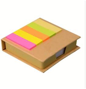 Ek Retail Shop Eco Folding paper tray with memo pads