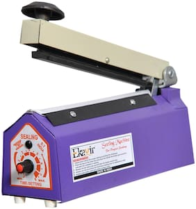 Ekavir Poly Sealing Machine 8' INCH Hand Held Heat Sealer (220 mm) Hand Held Heat Sealer