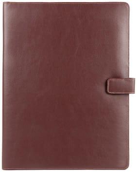 ELAN Foam Zip Around Folder with Handle