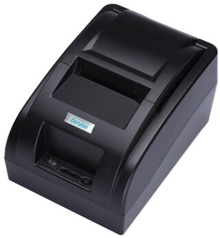 Everycom Everycom Ec-58 58mm (2 Inches) Direct Thermal Printer Usb Drive Enclosures