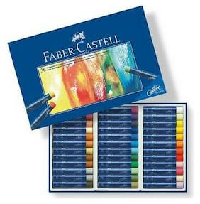 FABER-CASTELL USA 127036 GOLDFABER STUDIO OIL PASTELS 36 COLOR SET