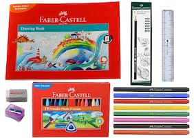 Faber Castell My First Series Doodle & Draw