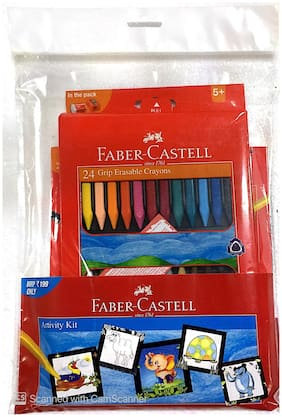Faber Castell Activity Kit (Pack of 2)