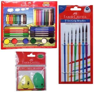 Faber Castell art creation set