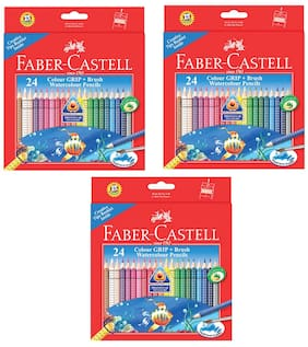 Faber castell Grip Water Colour Pencils