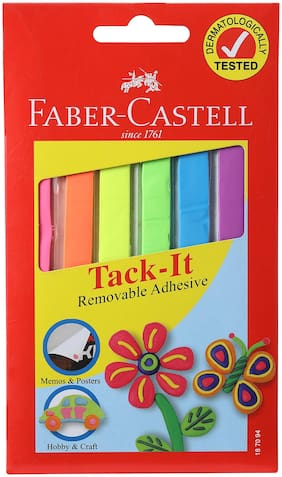 Faber-Castell Tack-It (Pack of 3)