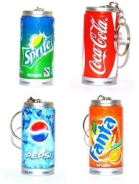 Fancy Cool Drink Can Pen. Set of 4