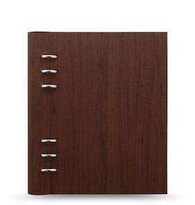 Filofax Clipbook Architexture A5 Notebook Rosewood - 145005