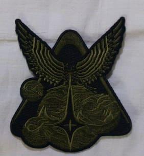 Firefly TV/Serenity Movie Alliance Olive Logo patch - US Seller