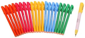 Fli Blue Ball Pen (Pack Of 20)