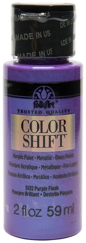 FolkArt Color Shift - Purple Flash 56.69 g (2 oz)