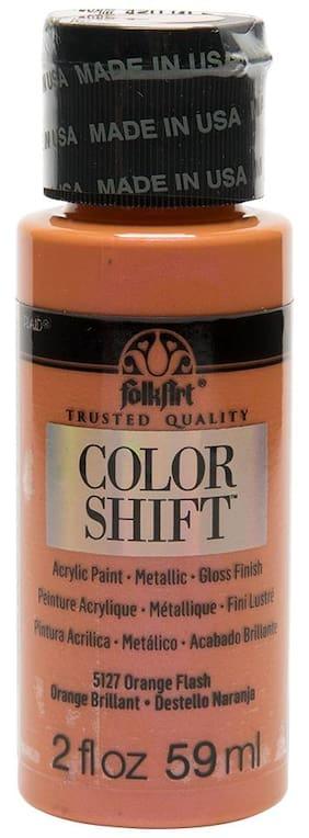 FolkArt Color Shift - Orange Flash 56.69 g (2 oz)