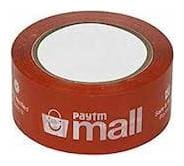 Fuelclub Paytm Mall Branded Tape For Packaging Pack of 6 Each 65 Metre