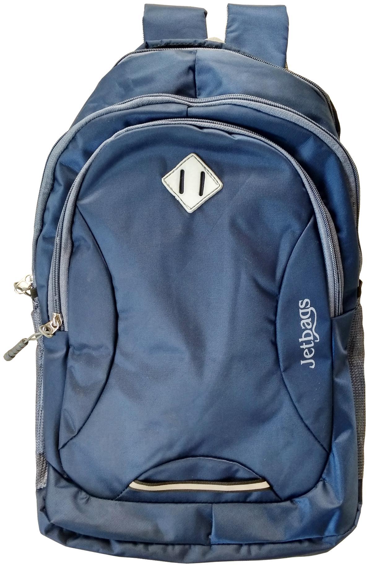 JetBags 20 L Backpack   School bag   Blue