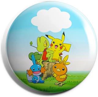 Funcart Pokemon Go Button Badge