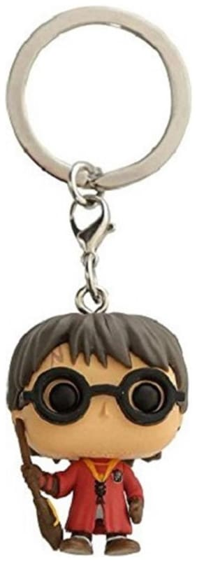 Funko Pocket POP Keychain: Harry Potter - Quidditch - (Limited Edition) Action Figure
