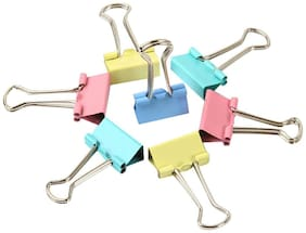 Futaba Colourful Paper Clip 15mm - Pack Of Ten