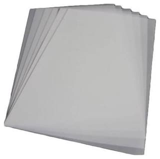 GBT OHP Clear Transparency Sheet 125mic;A4 (Pack of 2)