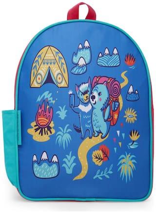 GEPACK 10 l School bag - Blue