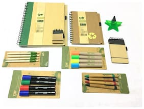Go Green Notebook Set