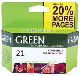 Green 21 Ink Cartridge (Multi Color)