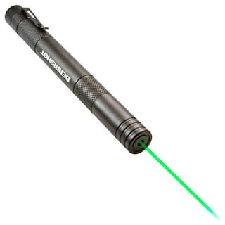 GreenBeam 50 Green Laser Pointer (Pack of 1) Black