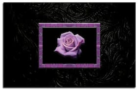GREETING CARD Victorian Lavender Rose BLANK for any occasion