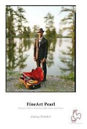 """Hahnemuehle Pearl Luster Fine Art Paper (8.5x11""""), 25 Sheets #10641413"""
