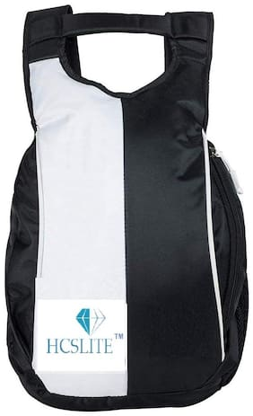 hcslite 20 L School bag - Black