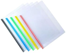 Hello Perfect Strip File Folder (Set Of 15 Files) For A4 Papers
