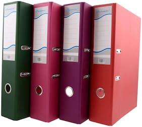 Hello Perfect Box File - 35 cms x 31 cms x 8 cms (pack of 4 pcs.)