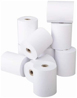 Hello Perfect Thermal Paper Roll 78mm (Width) X 25 m (Length) (25)
