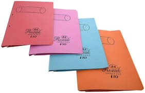 Hello Perfect Spring File Post Binder - 35 cms x 25 cms x 6 cms (pack of 24 pcs.)