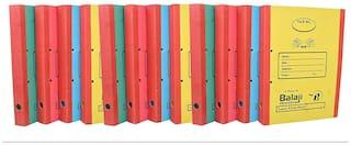 Hello Perfect Multicolor File - Pack of 12