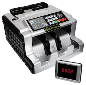 HINDVANTURE new currency software updated model mix note counting machine