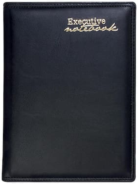 Imagine Products B5 Executive Notebook (Black)