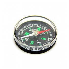 Indo Magnetic Steel Compass Cum Paper Weight