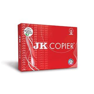 JK Paper Copier Paper - A4,500 Sheets,75 GSM,1 Ream