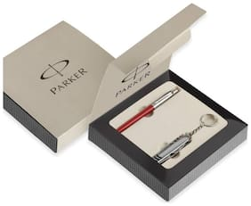 Jotter Stdandard CT BP (Black) + Swiss Knife