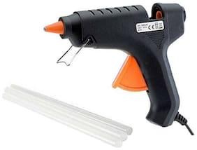 k kudos enterprise Black 40 W With 4 Hot Melt Glue Sticks Standard Temperature Corded Glue Gun
