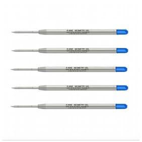 K-Nine Neometry Gel Pen Refill (Blue-Pack of 5 refills)