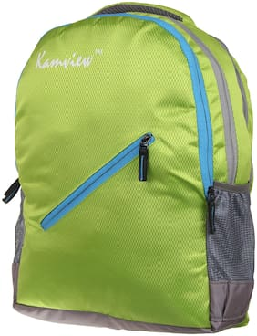 KAMVIEW 20 School bag & Backpack - Green