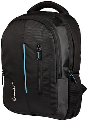 KAMVIEW 20 School bag & Backpack - Black