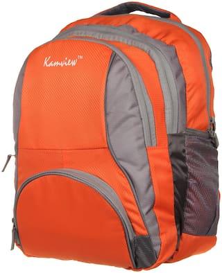KAMVIEW 27 School bag & Backpack - Orange