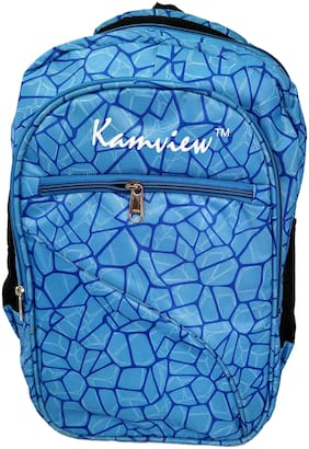KAMVIEW 30 L School bag & Backpack - Blue