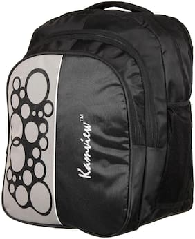 KAMVIEW 35 School bag - Black